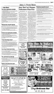 Logansport Pharos-Tribune from Logansport, Indiana · Page 3