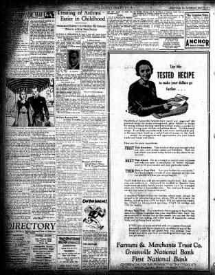 The Record-Argus from Greenville, Pennsylvania · Page 10