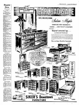 Janesville Daily Gazette from Janesville, Wisconsin · Page 9