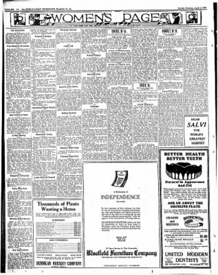 Bluefield Daily Telegraph from Bluefield, West Virginia · Page 18