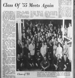 Robert Wales Class of 55 Reunion