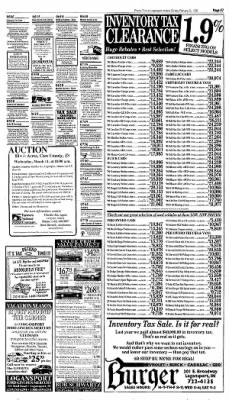 Logansport Pharos-Tribune from Logansport, Indiana · Page 31