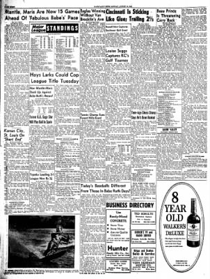 The Hays Daily News from Hays, Kansas · Page 8