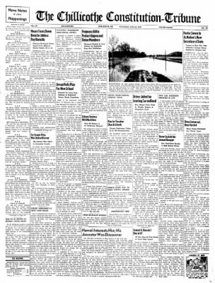 The Chillicothe Constitution-Tribune from Chillicothe, Missouri · Page 15