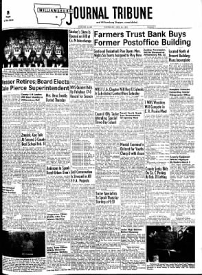 Williamsburg Journal-Tribune from Williamsburg, Iowa · Page 3