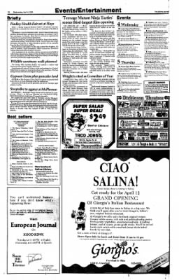 The Salina Journal from Salina, Kansas · Page 24