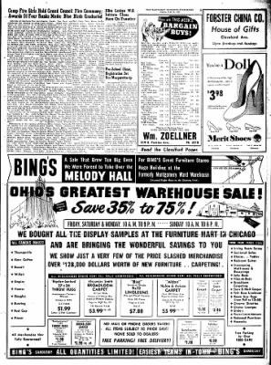 The Sandusky Register from Sandusky, Ohio · Page 9