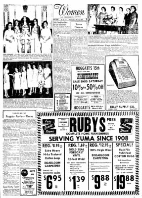 The Yuma Daily Sun from Yuma, Arizona · Page 5