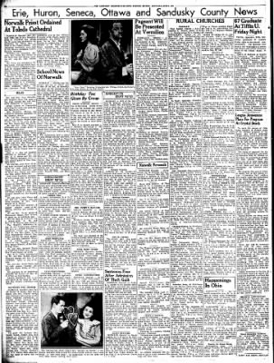 The Sandusky Register from Sandusky, Ohio · Page 6