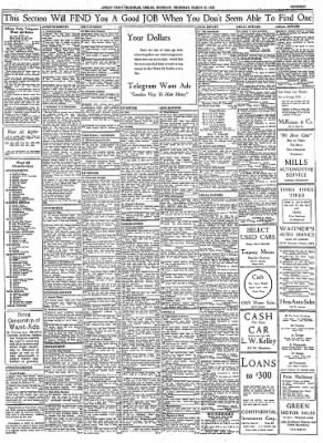 The Daily Telegram from Adrian, Michigan · Page 19