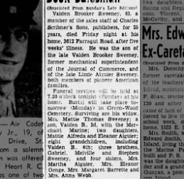 The Brooklyn Daily Eagle (Brooklyn, NY)   28 February 1944     Page 7