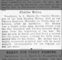 Charles Helms obit 1904