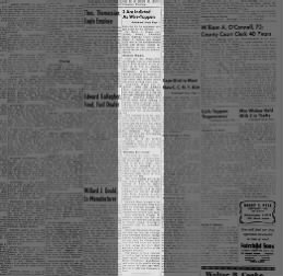 Broady indicated Brooklyn Daily Eagle 12 April 1949 p. 13