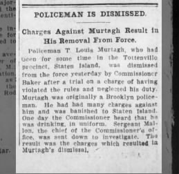 murtagh dismissed