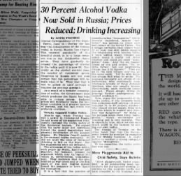 1925.07.05 (SUN) - The Brooklyn Daily Eagle - Vodka