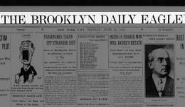 The Brooklyn Daily Eagle (tilte)