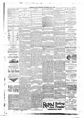 The Bismarck Tribune from Bismarck, North Dakota · Page 3