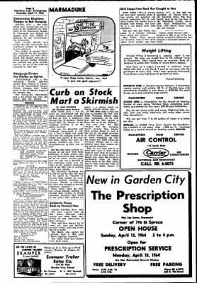 Garden City Telegram From Garden City Kansas Page 7