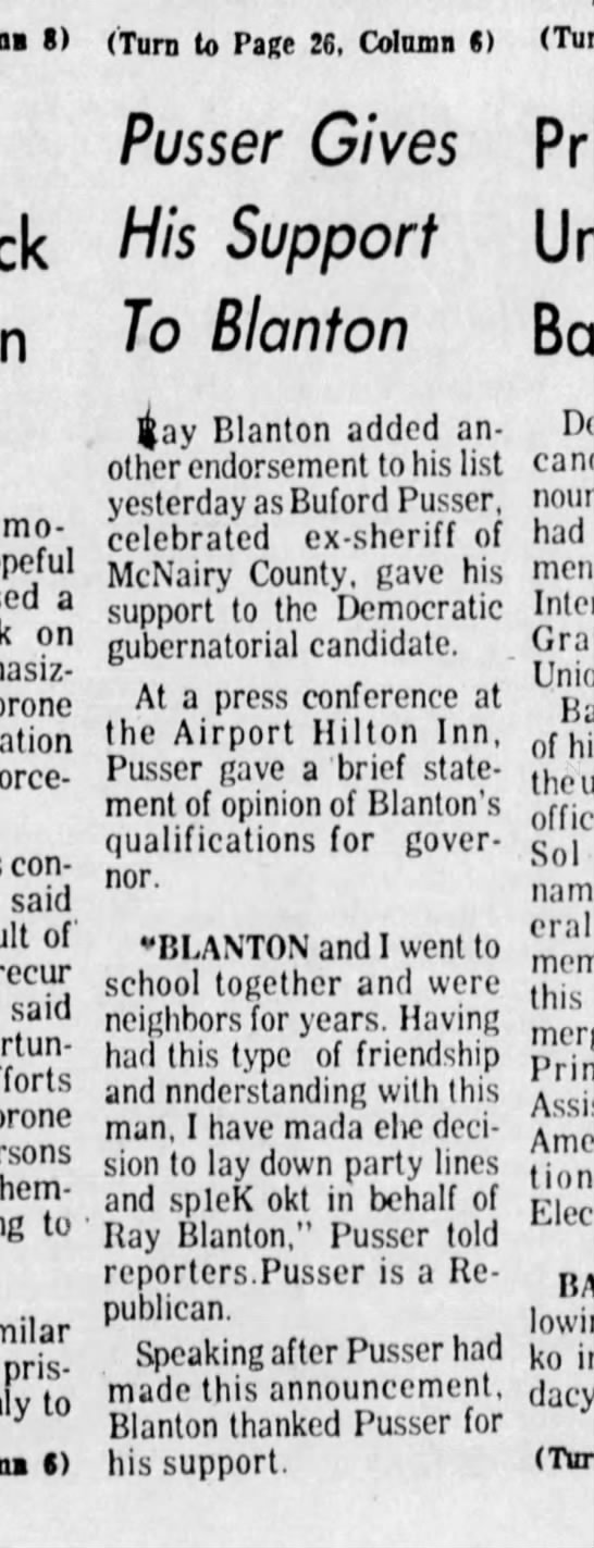 1974-07-12 TENNESSEAN Pusser Gives His Support To Blanton_25