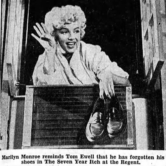 Marilyn in The Seven Year Itch