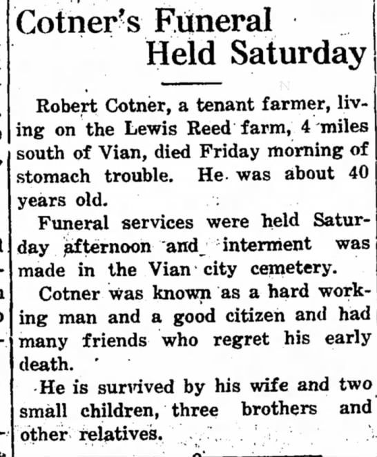Robert Cotner