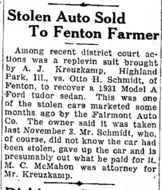 4 May 1933 - Kossuth County Advance (Algona, IA), pg. 4
