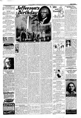 Indiana Weekly Messenger from Indiana, Pennsylvania · Page 3