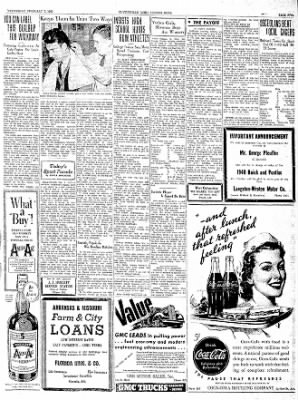 The Courier News from Blytheville, Arkansas on February 7, 1940 · Page 5