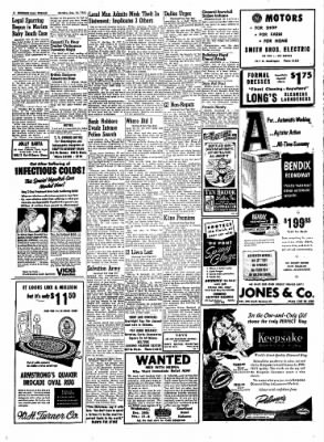 The Kokomo Tribune from Kokomo, Indiana on December 14, 1953 · Page 18