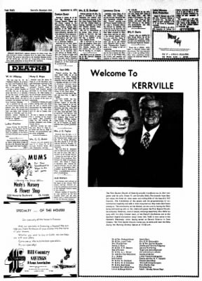 Kerrville Mountain Sun from Kerrville, Texas · Page 7