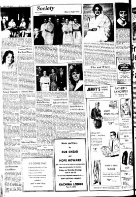 The Taos News from Taos, New Mexico on June 8, 1961 · Page 6