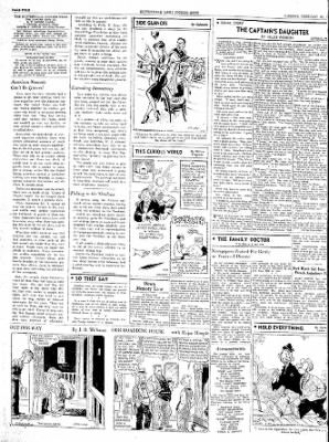 The Courier News from Blytheville, Arkansas on February 20, 1940 · Page 4