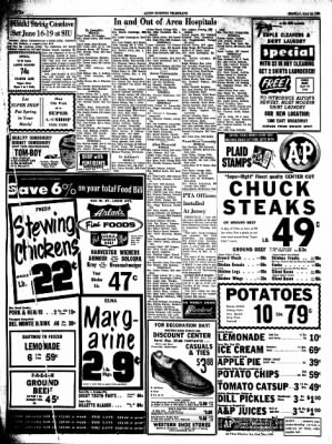 Alton Evening Telegraph from Alton, Illinois on May 24, 1965 · Page 8