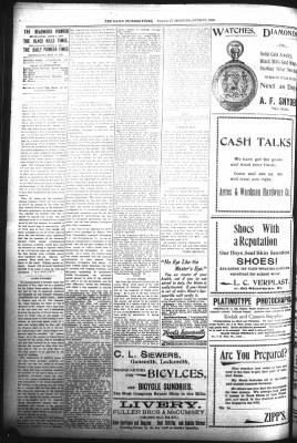 The Daily Deadwood Pioneer-Times from Deadwood, South Dakota on June 27, 1899 · Page 2