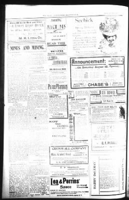 The Daily Deadwood Pioneer-Times from Deadwood, South Dakota on August 17, 1900 · Page 4