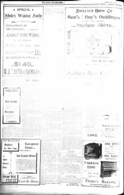 The Lead Daily Pioneer-Times from Lead, South Dakota on July 20, 1900 · Page 3