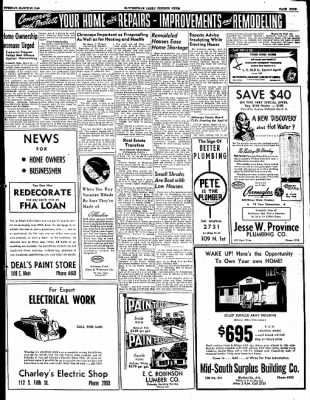 The Courier News from Blytheville, Arkansas on March 22, 1949 · Page 9