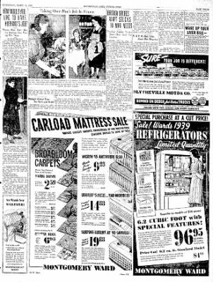 The Courier News from Blytheville, Arkansas on March 13, 1940 · Page 3
