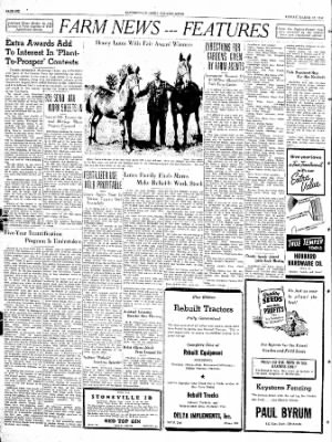 The Courier News from Blytheville, Arkansas on March 22, 1940 · Page 6