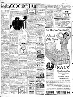 The Courier News from Blytheville, Arkansas on March 25, 1940 · Page 2