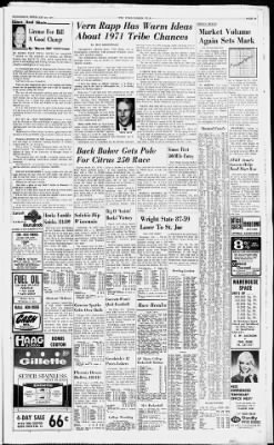 The Indianapolis Star from Indianapolis, Indiana on February 10, 1971 · Page 37