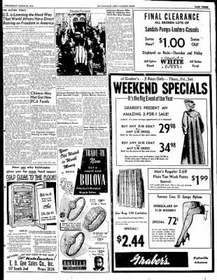The Courier News from Blytheville, Arkansas on March 23, 1949 · Page 3