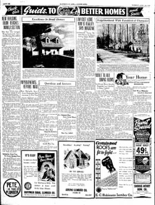 The Courier News from Blytheville, Arkansas on April 30, 1940 · Page 6