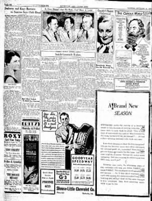 The Courier News from Blytheville, Arkansas on September 20, 1934 · Page 10