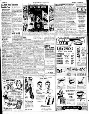 The Courier News from Blytheville, Arkansas on March 24, 1949 · Page 2