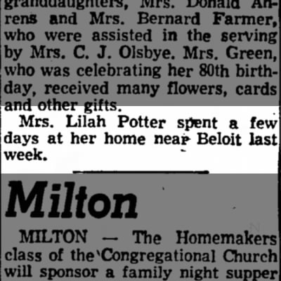 Janesville Daily Gazette 28 Apr 1953