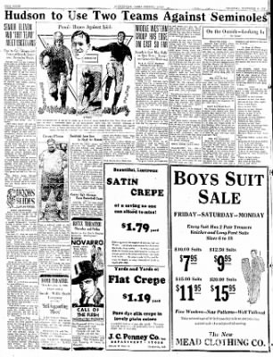 The Courier News from Blytheville, Arkansas on November 6, 1930 · Page 7