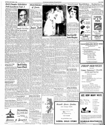 The Independent Record from Helena, Montana on September 4, 1954 · Page 4