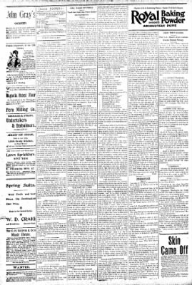 Logansport Pharos-Tribune from Logansport, Indiana on May 31, 1896 · Page 4