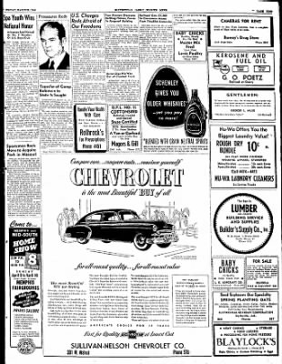 The Courier News from Blytheville, Arkansas on March 25, 1949 · Page 9